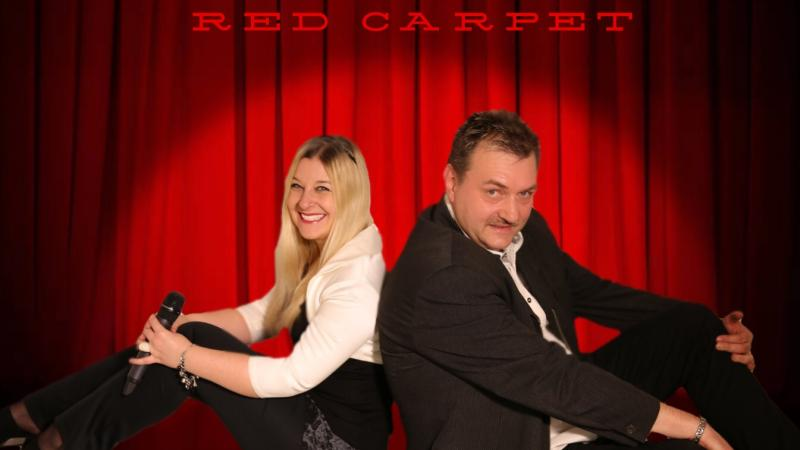 Duo Red Carpet / NEU, Duo für Ihre Dinner- Ihre Loungeparty- Ihr Event